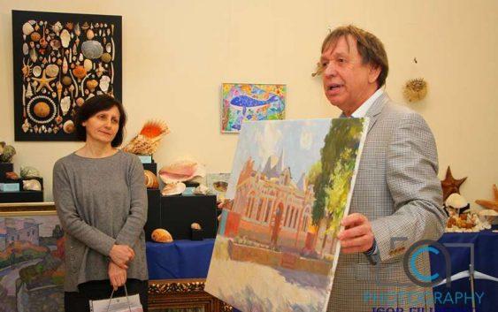 Микола Цуканов, галерея Єлисаветград