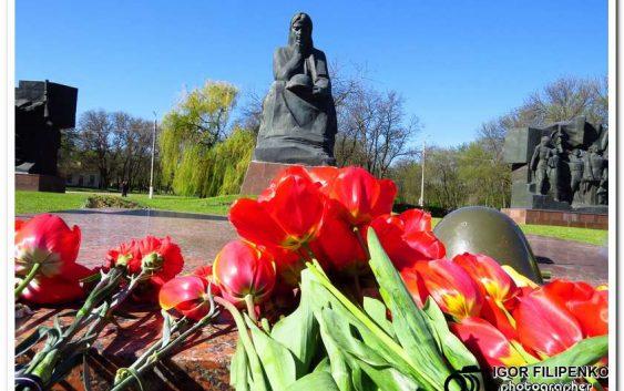День перемоги над нацизмом. фото Ігоря Філіпенка