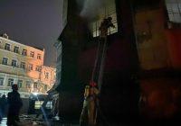 Рятувальники ліквідували пожежу у костелі Святого Миколая у Києві